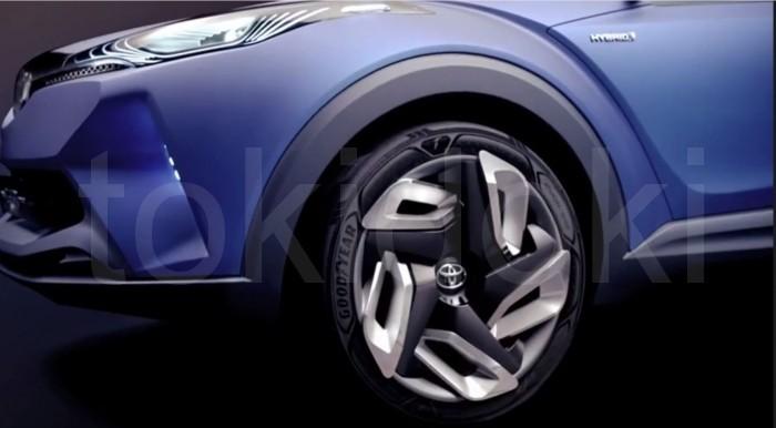 Toyota Prius С-HR