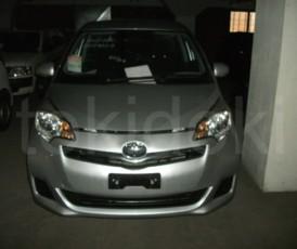 Toyota Ractis 4