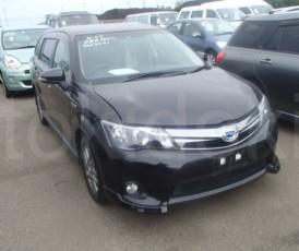 Toyota Corolla Fielder 10